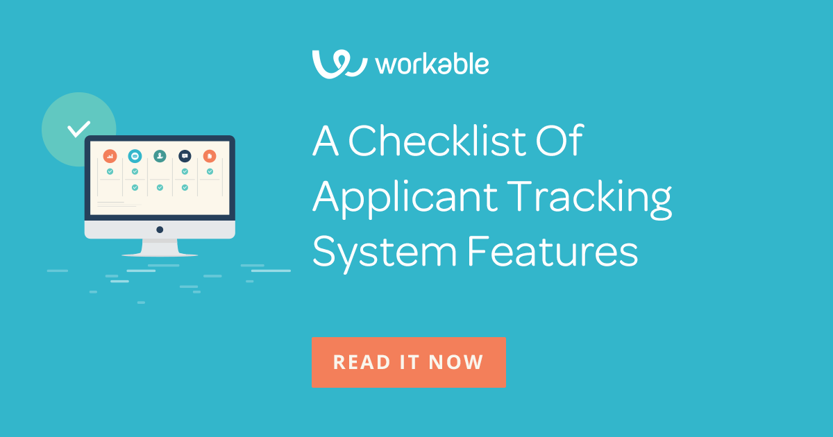 Checklist For Applicant Tracking System Comparisons